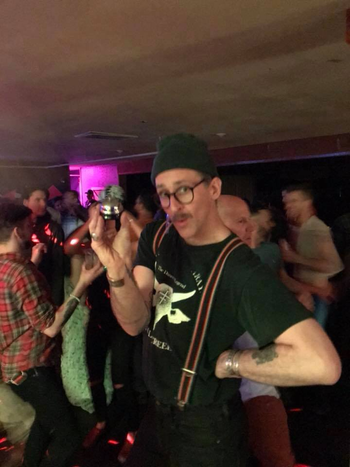 A queer dance party