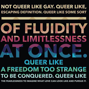 Queer Fluidity - Small