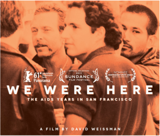 'We Were Here' – Q&A