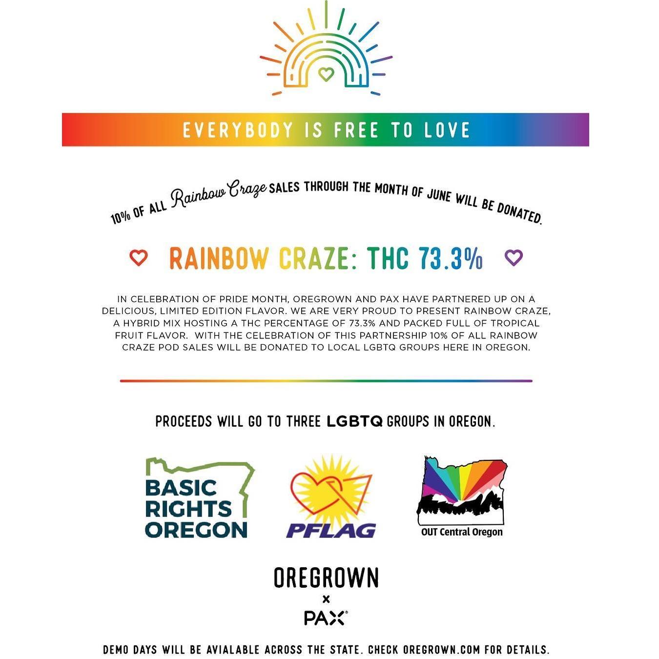 Rainbow Craze