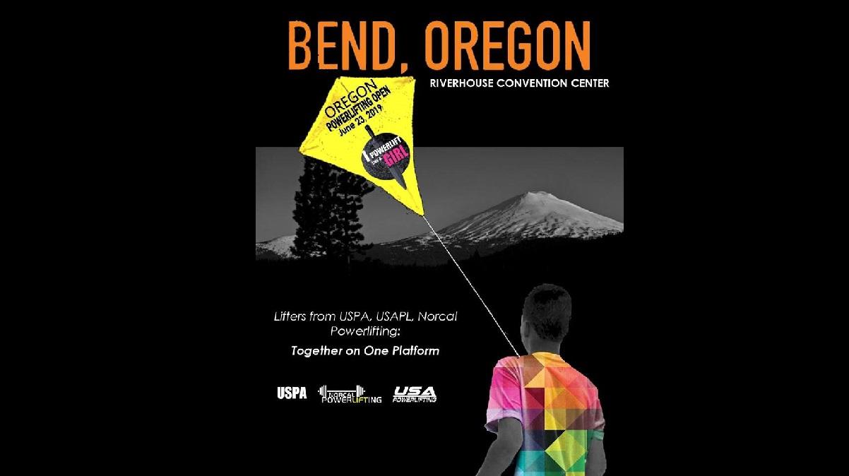Norcal Powerlifting Oregon OPEN