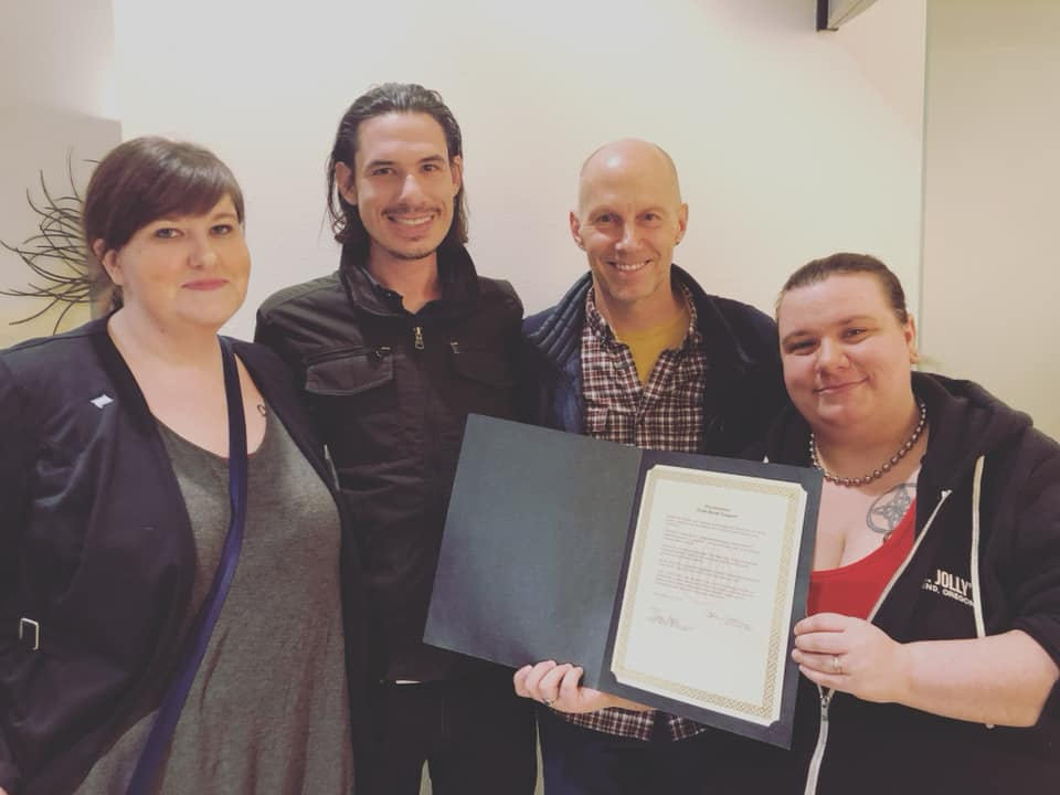City of Bend – Pride Event Proclamation March 2019