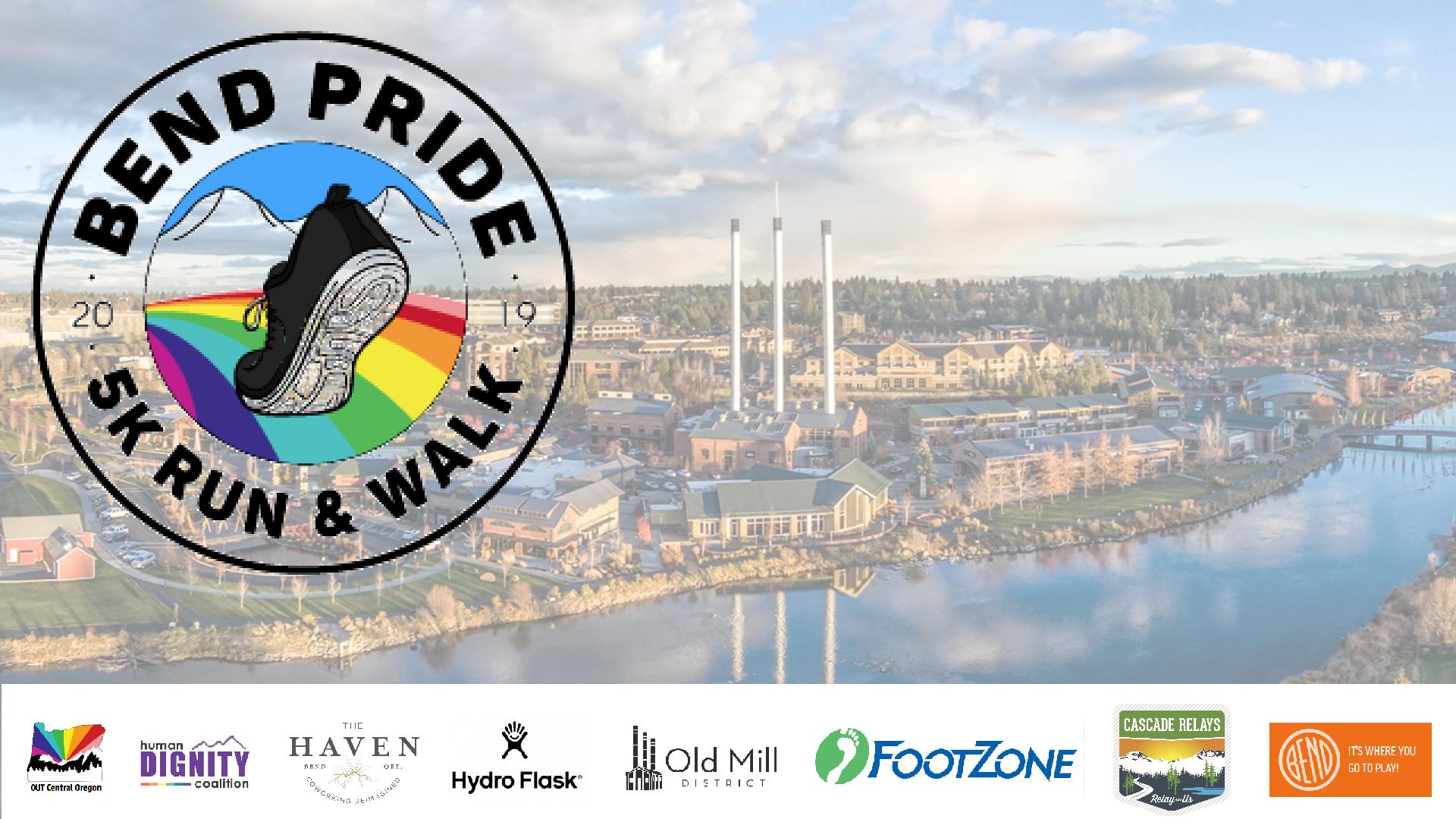 Bend Pride 5k Run and Walk