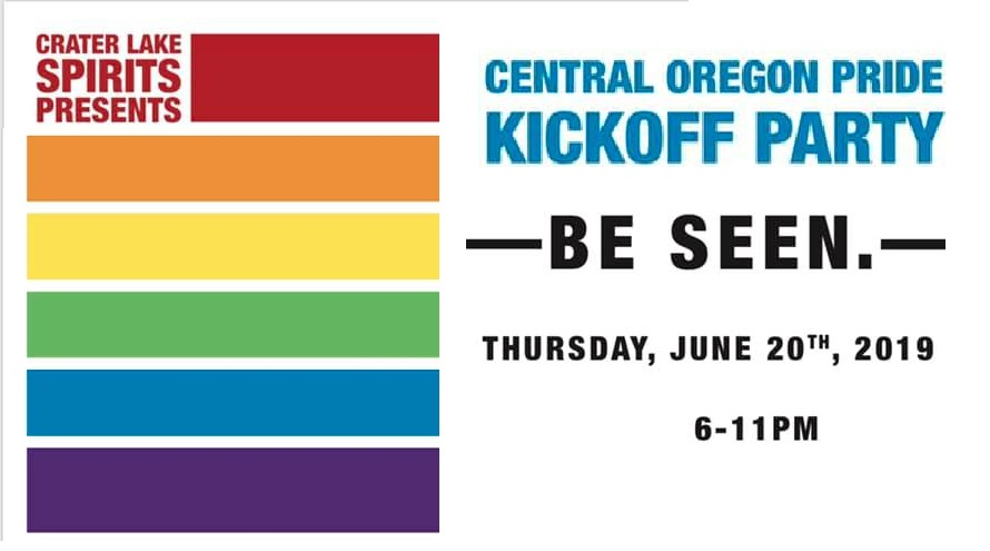 Central Oregon Pride Kickoff Party