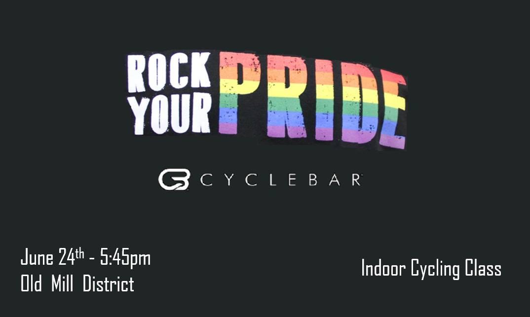 Pride Ride – Cyclebar