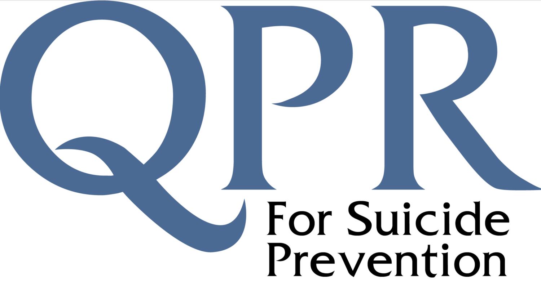 Question. Pursuade. Refer. QPR Suicide Prevention Training
