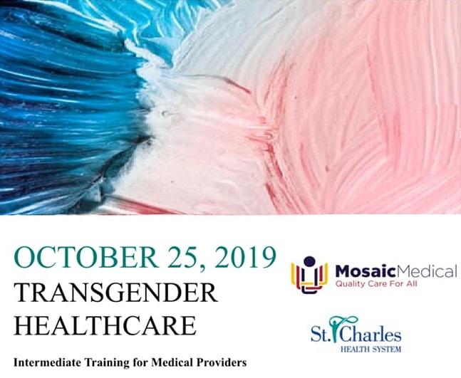 Transgender Healthcare: For Medical Providers