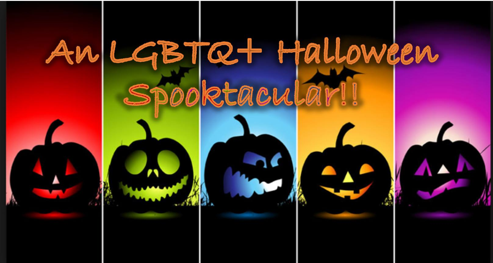 PFLAG – Pre-Halloween Party!