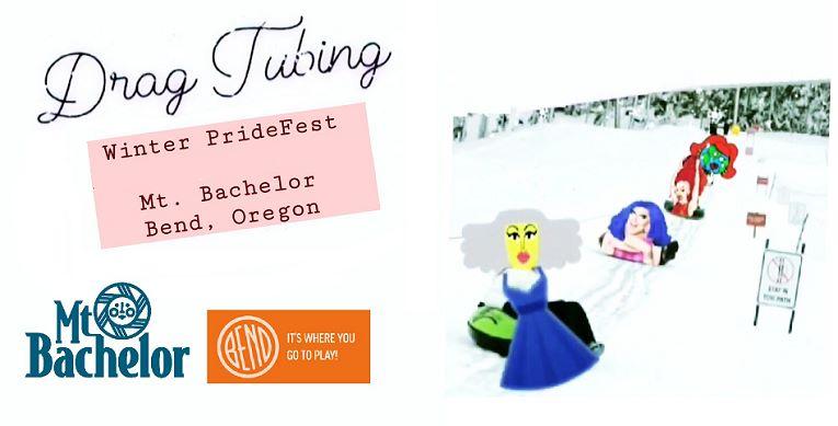 WinterPrideFest: Drag Tubing 2020
