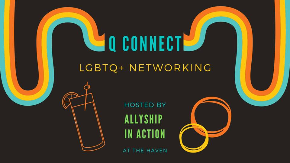 Q Connect – LGBTQ+ Professional Networking