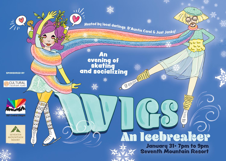 Wigs...an icebreaker
